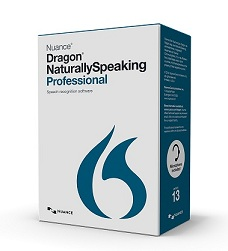 . Dragon Naturally Speaking - Professional Version 13.0