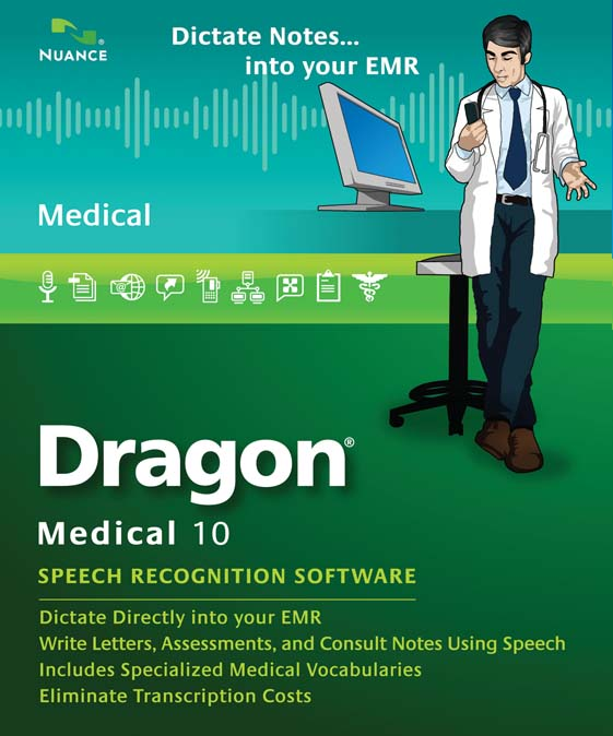 Nuance Dragon Naturally Speaking Medical Transcription